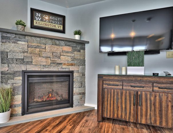 Fireplaces and Smart TVs